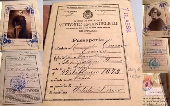 Caruso E.1919