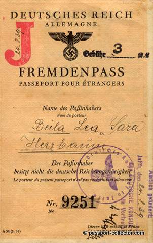 Holocaust – Emigration From Germany