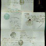 Samuel Colt passports, 1855 (English), Ms 75018. Connecticut Historical Society, Hartford, CT