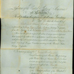 Samuel Colt Passports