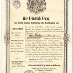 von Rieben Passport