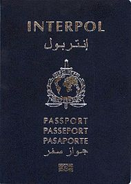 INTERPOL TRAVEL DOCUMENT