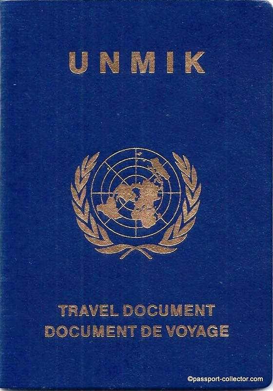 UNMIK 2001 & 2007 A-001-r100
