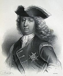 Louis Joseph, Duke of Vendome, Passport 1704