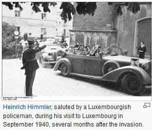Himmler in Luxembourg
