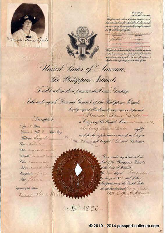 US Philippines Islands 1916-r100