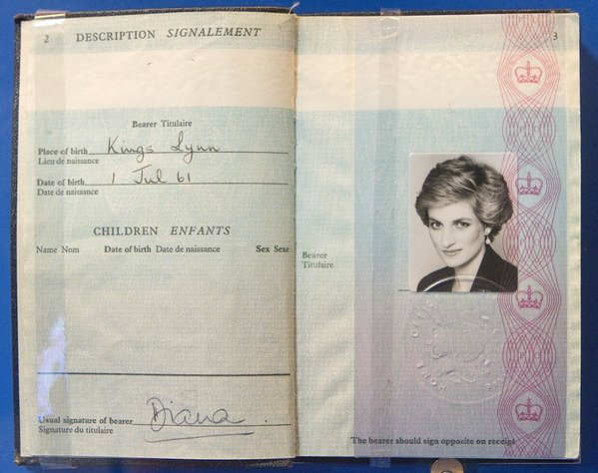 UK Lady Diana Spencer-r100