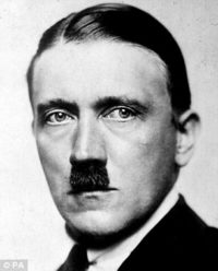 Where Is The Passport Of Adolf Hitler?