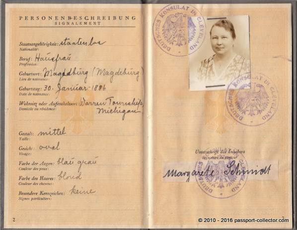 Citizenship: stateless