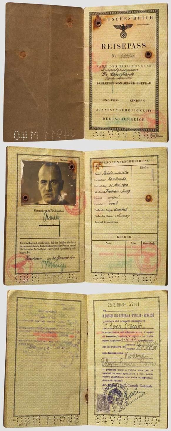 Germany Hans Frank 1939-004