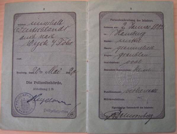 Hamburg 1920 Slesvig revenue-001