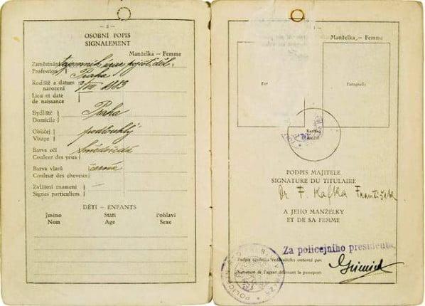 Kafka passport