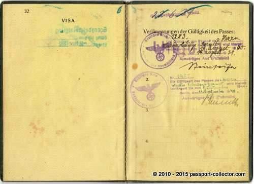 Ministerialpass Schulze-Bernett 1938-005
