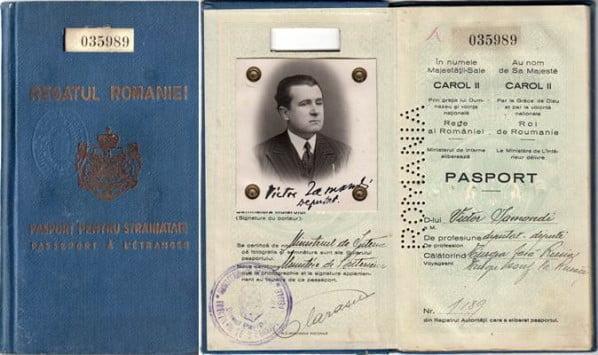 Romania 1933 Imandi