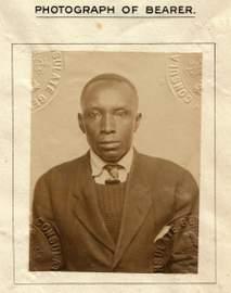 Black British Passports
