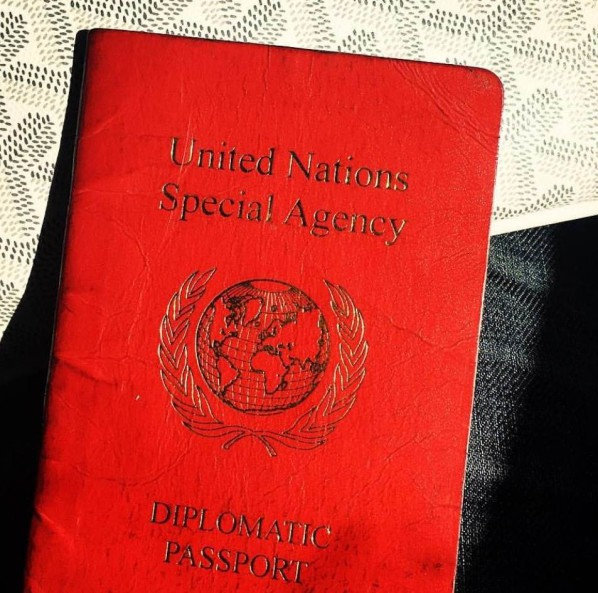 UN Special Agency Diplomatic
