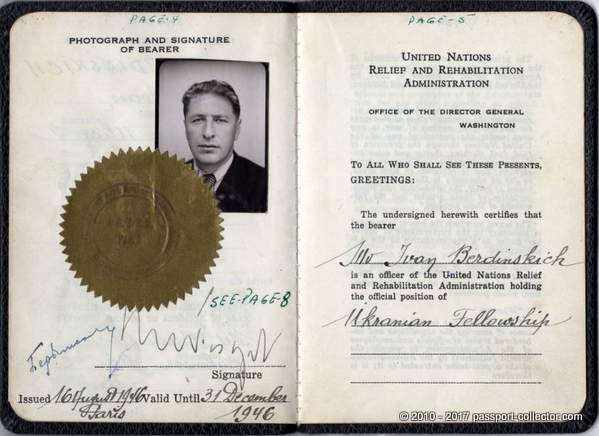 History of United Nations Relief and Rehabilitation Administration (UNRRA)