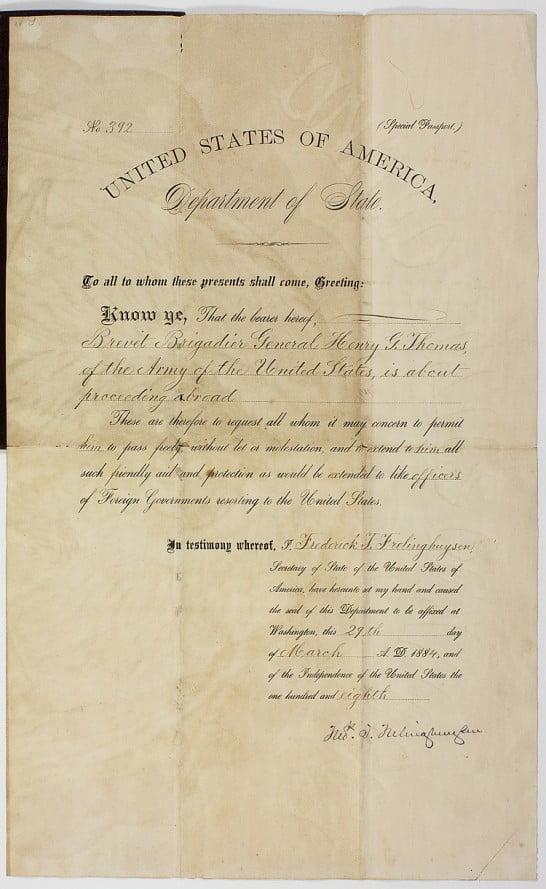 passport 1887