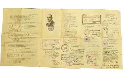 Vatican passport