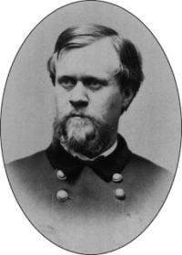 US Passport General Henry Goddard Thomas - Colored Troops