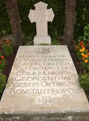 wangenheim grave