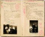 A Russian Passport Application Album 1917 From Hawaii