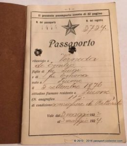 Stories of Passports From Extinct Countries