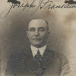 Joseph John Franklin United States Diplomatic Passport
