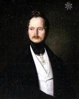 Passport issued by Count Friedrich von Zeppelin 1828