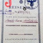 Germany J-passport_St_Louis March 1939