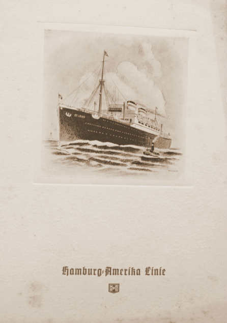 SS St.Louis and the faith of its passengers