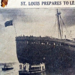 Voyage of the St.Louis and the faith of its passengers