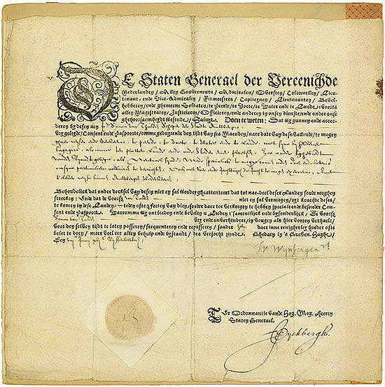 Netherlands 1645