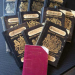 Richard of Arabia, Richard Ellis's Life In 15 Passports