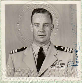 Commander James Rowney – Pearl Harbor