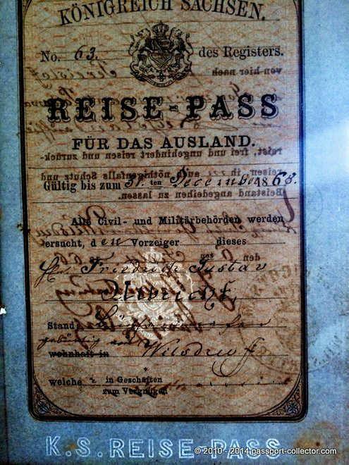 Sache passport