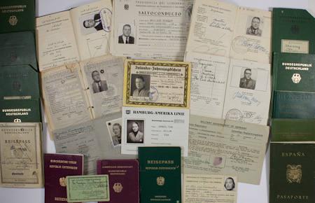 SKORZENY'S PASSPORTS