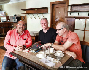 Passport Collectors Meeting Zurich