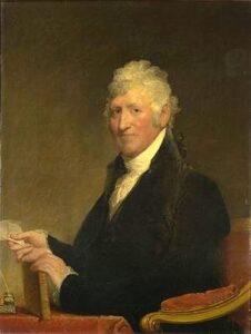 US Passport 1796 David Humphreys
