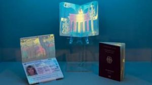 Check Out The New and Secure German Passport