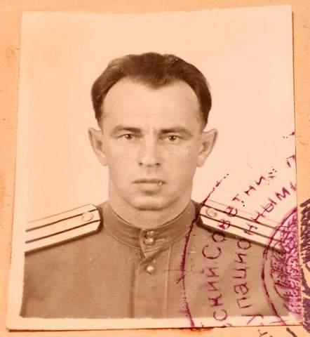 Lieutenant Colonel NECHITAYLO Andrey Alekseevich