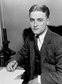 Francis Scott Fitzgerald US Family Passport 1920s