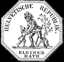 Swiss History – A Helvetic Republic Passport 1798