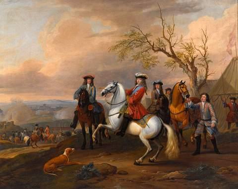 General John Churchill, 1st Duke of Marlborough