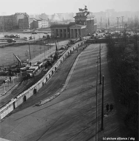 German History - The Rise And Fall Of The Berlin Wall