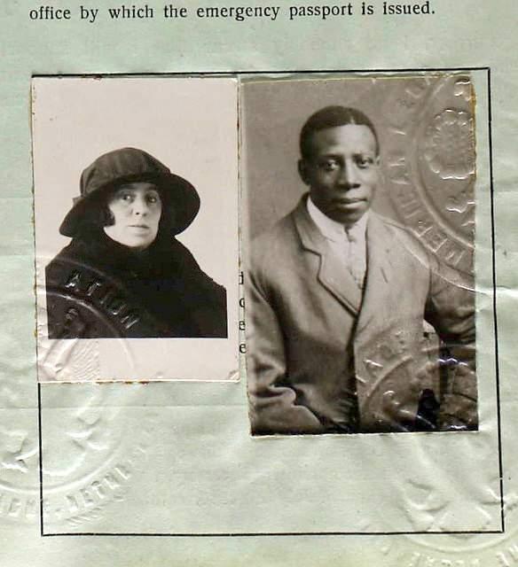 Walter & Mathilda Foster