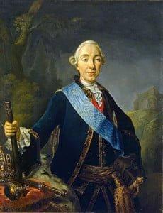 Russian Emperor for six month - Czar Peter III Passport