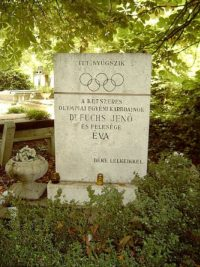 Olympic Gold Medal Winner and Wife Saved by Wallenberg