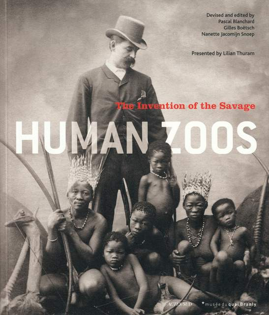 book human zoos