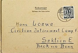 Nazi Service Passport 1943 Capt Loewe
